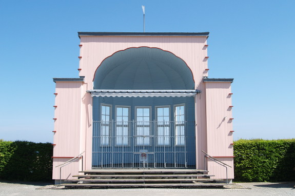 Musikpavillon in Bansin