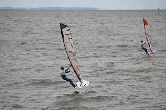Multivan Windsurf-Cup 2019 in Zinnowitz
